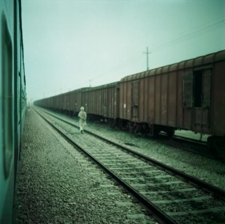 Walk along the tracks - Image 0