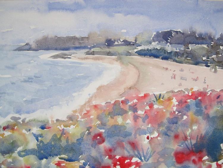 Gyllyngvase beach, Falmouth - Image 0
