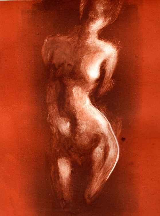 Figure studyMonotype -