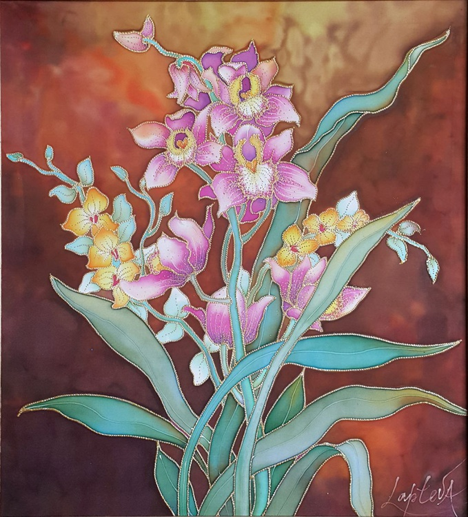 Delicate orchid - Image 0
