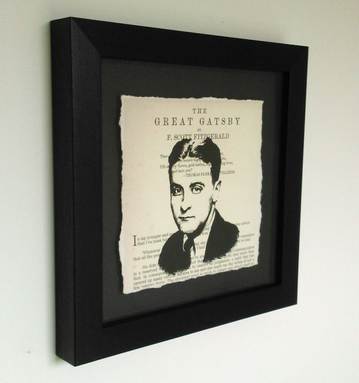 Fitzgerald - The Great Gatsby (II - Framed) - Image 0