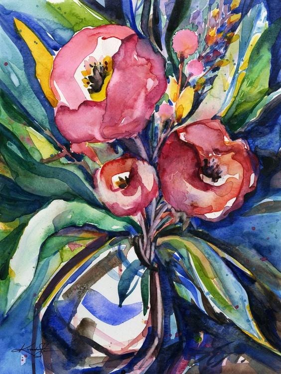 Floral Dreams No. 04 - Image 0