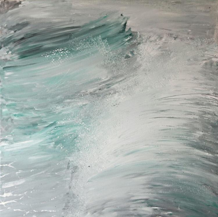 Surf At Boscombe (Cadmium) - Image 0