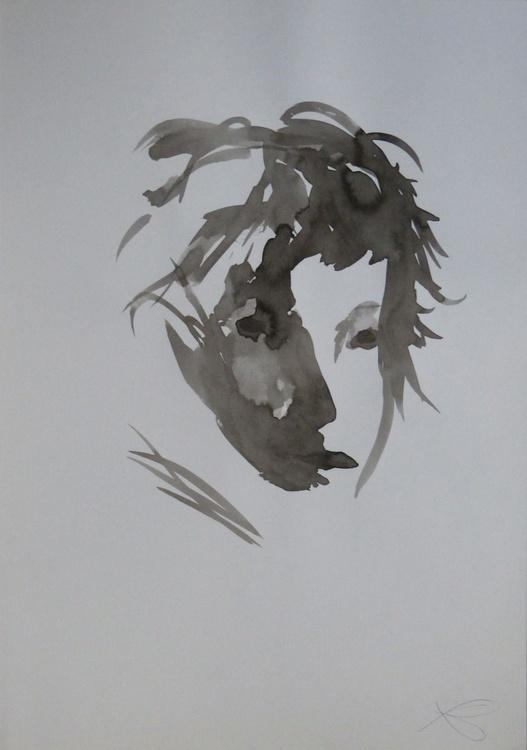 Alice 1, 29x42 cm - Image 0