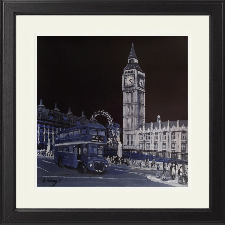 Big Ben from Parliment Square - Image 0