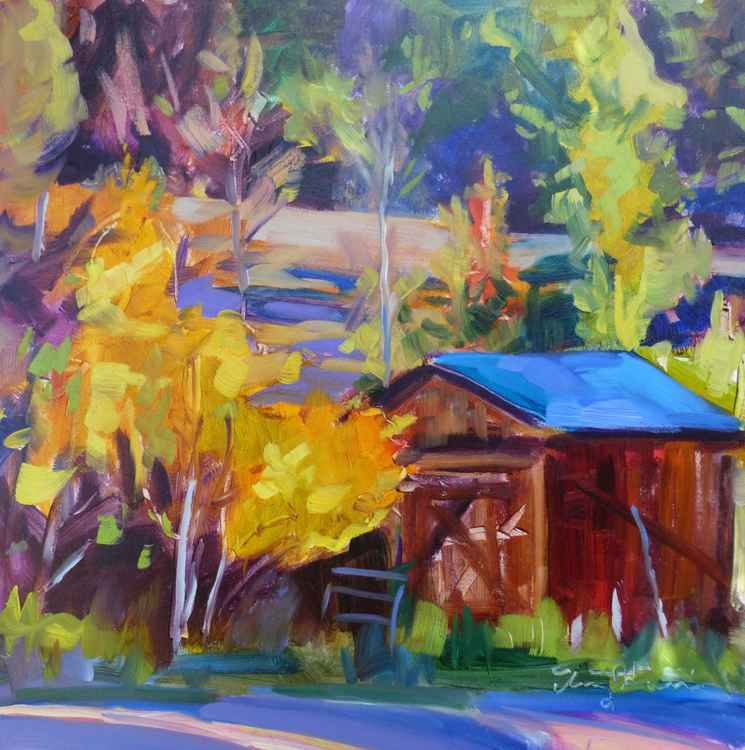 Granby Shed -