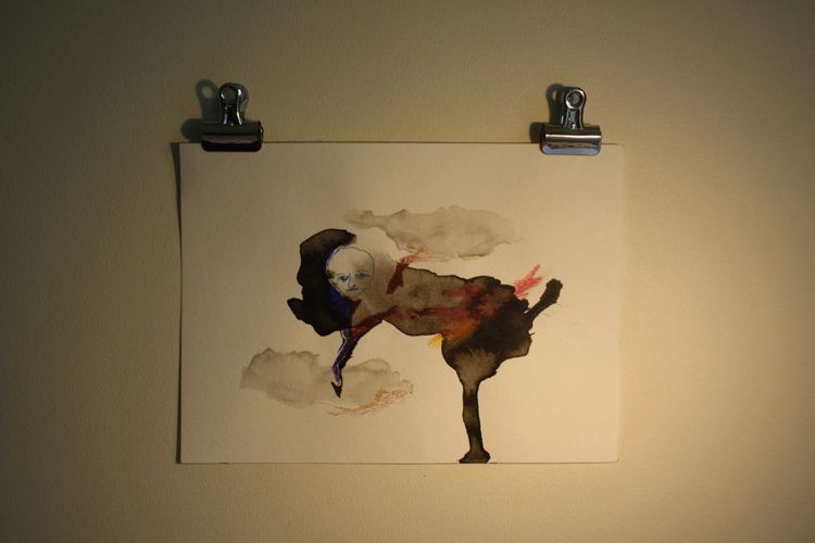 Abstract Life Drawing #5 - Image 0