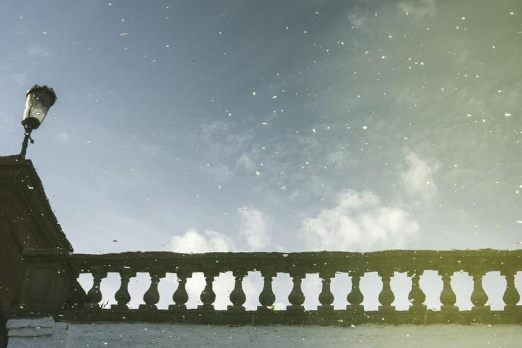 "LITTLE VENICE BRIDGE Limited edition  1/10 30""x 20"" - Image 0"