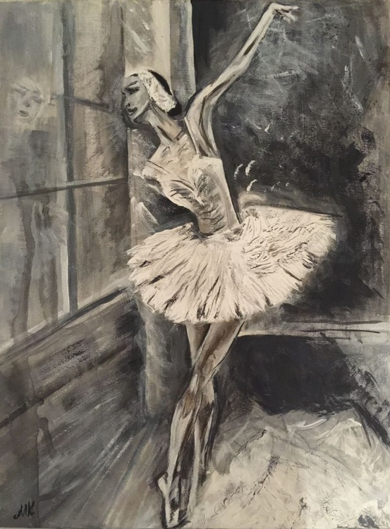 La Ballerine. - Image 0