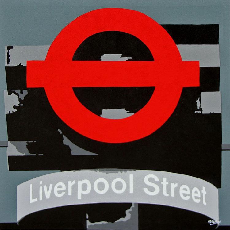 Underground - Liverpool Street - Image 0