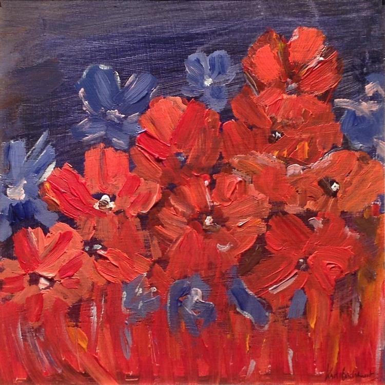 Poppy Study - Image 0