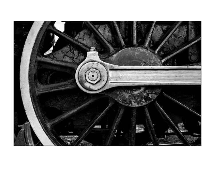 Vintage Locomotive -