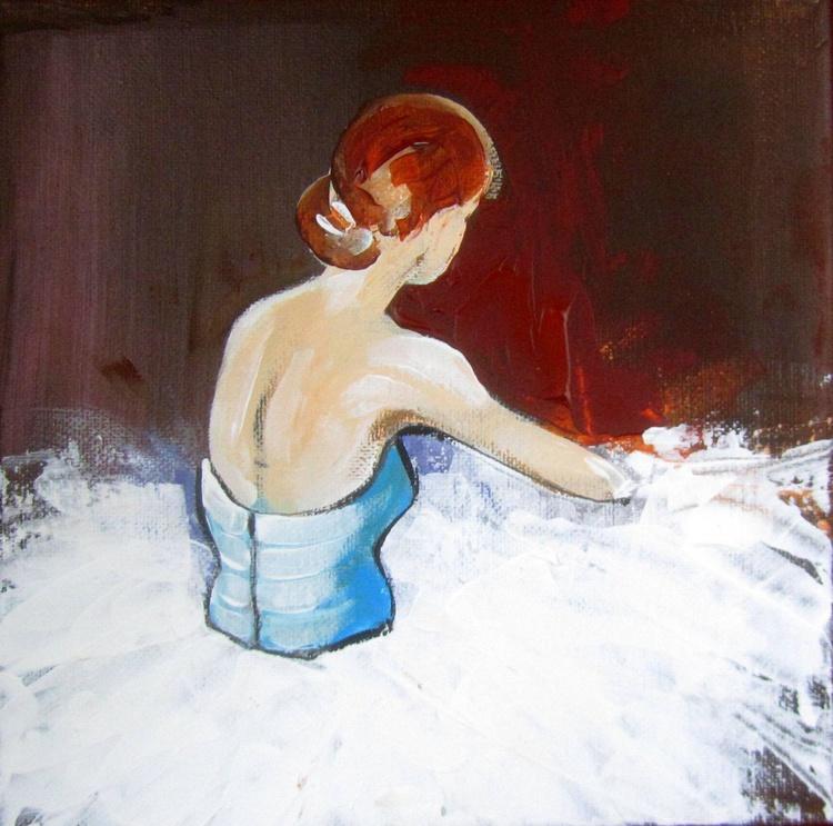 Ballerina (in light blue) - Image 0