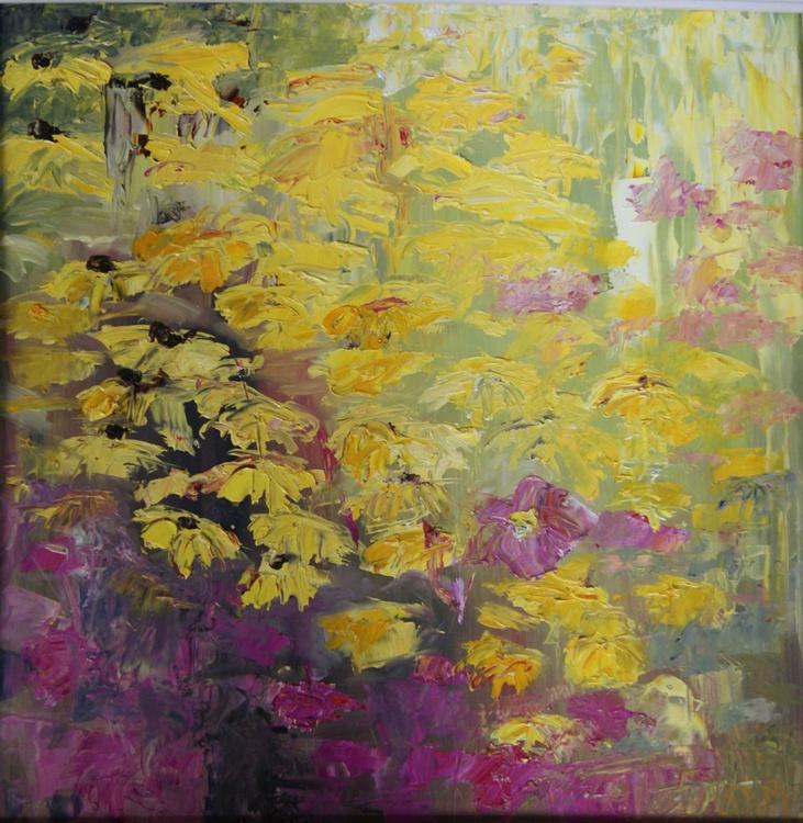 Rudbeckia Abstract - Image 0