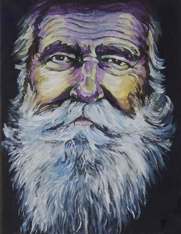 Old Man with Beard -