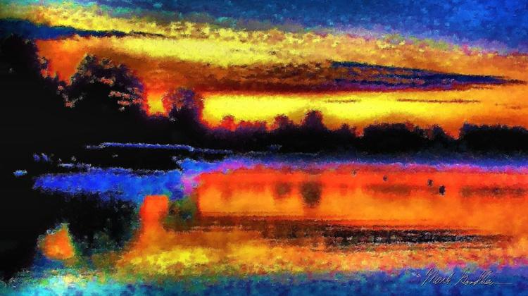 July sunrise 4 - Image 0