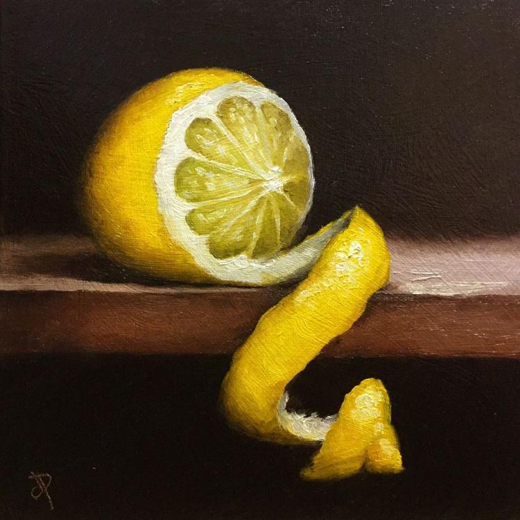 Peeled Lemon - Image 0