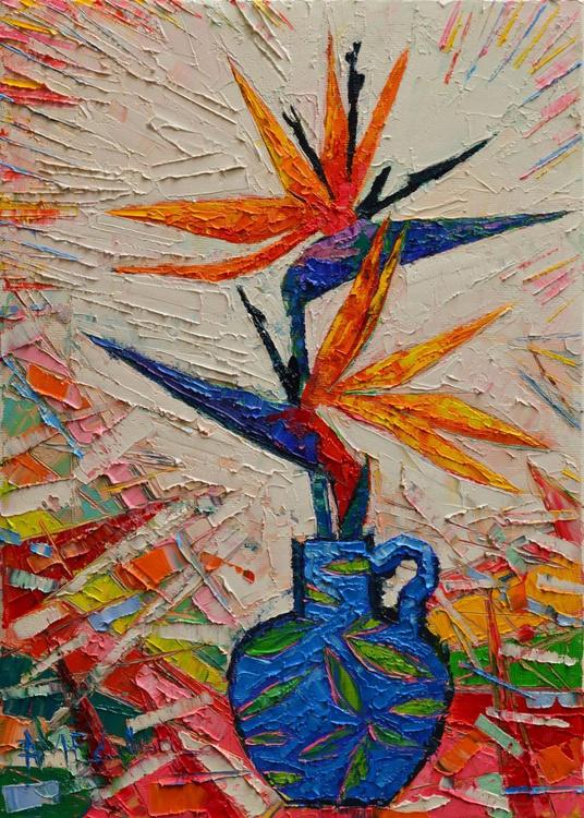 ''Bird of paradise flowers'' - Image 0