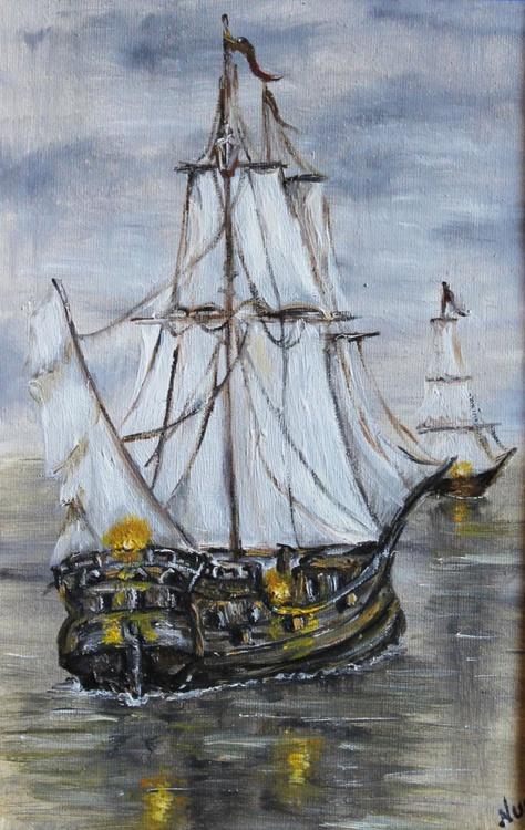 Old ship - Image 0