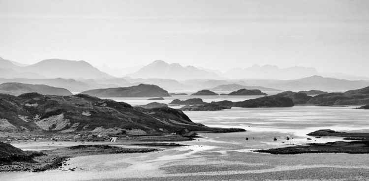 Summer Isles  - Western Scotland