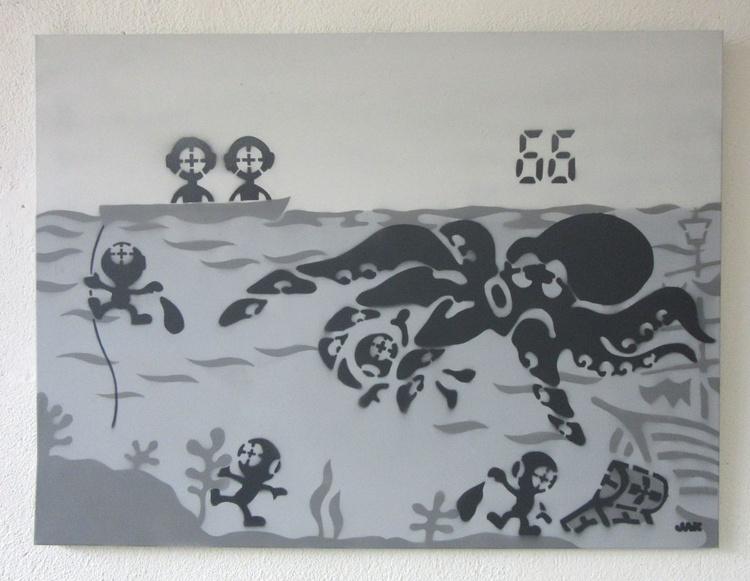 Nintendo Octopus 66 - Image 0