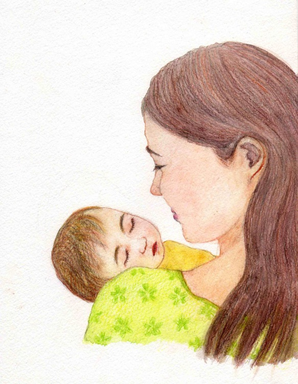 Mother and child - Image 0