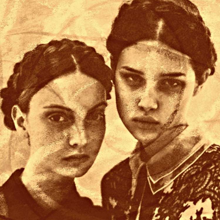 Sisters - From a Limited Edition Canvas Print - Image 0