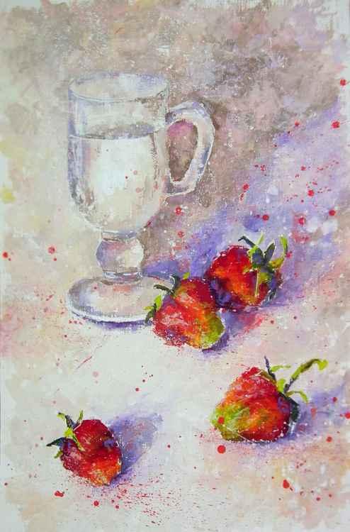 «Strawberries & Milk»