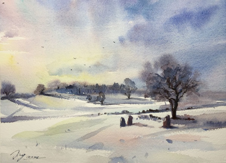 Warm winter 3 - Image 0