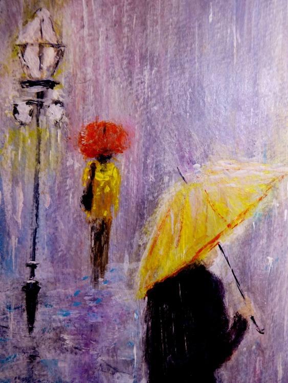 One rainy evening.. - Image 0
