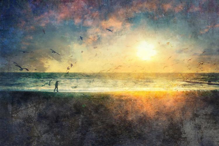 Walk at dawn - Image 0