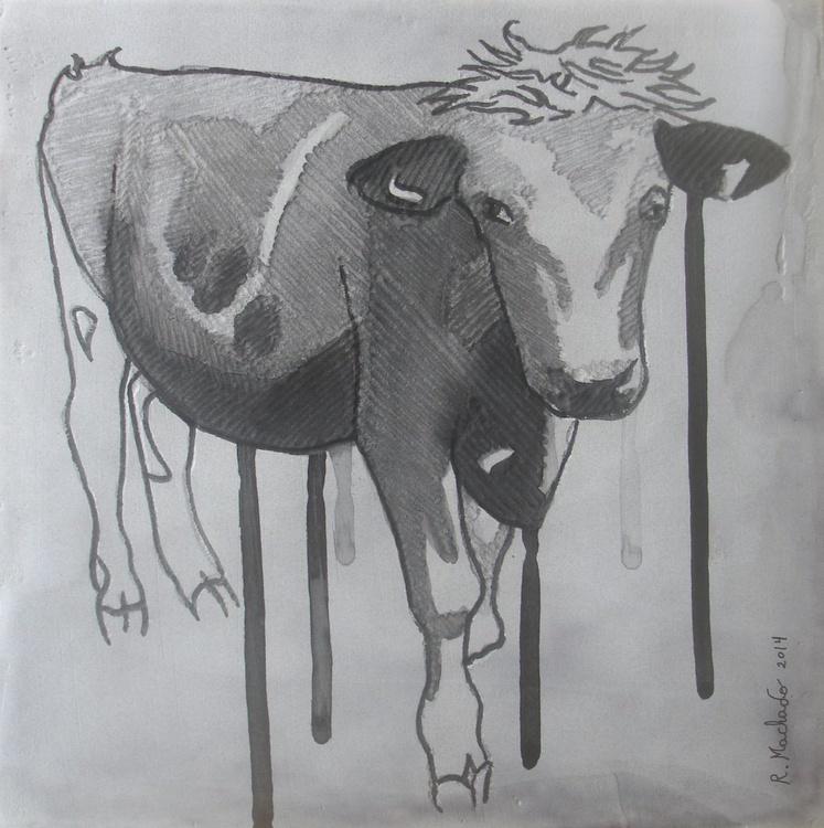 Calf Carved III - Image 0