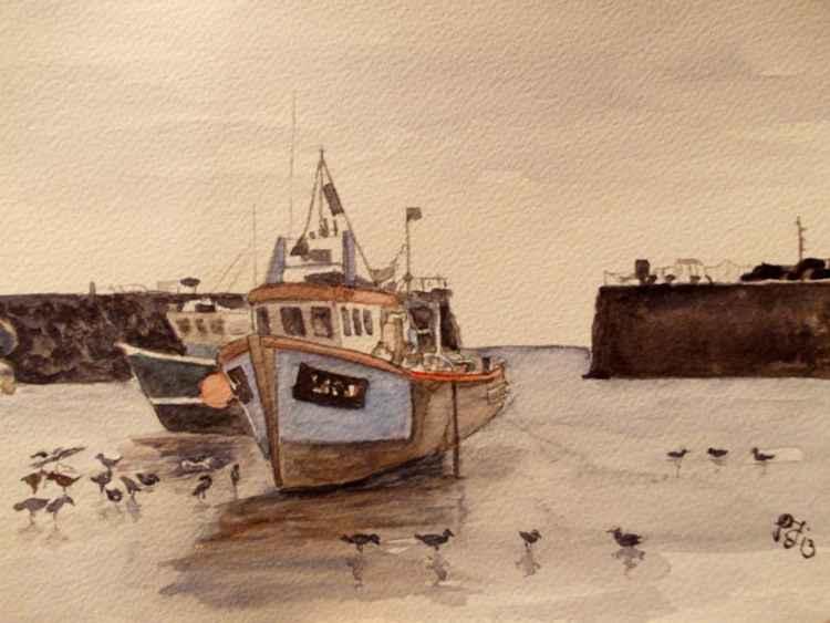 Low Tide, Folkestone -