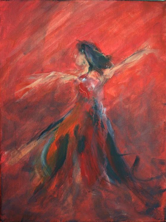 Dancer in motion - Image 0