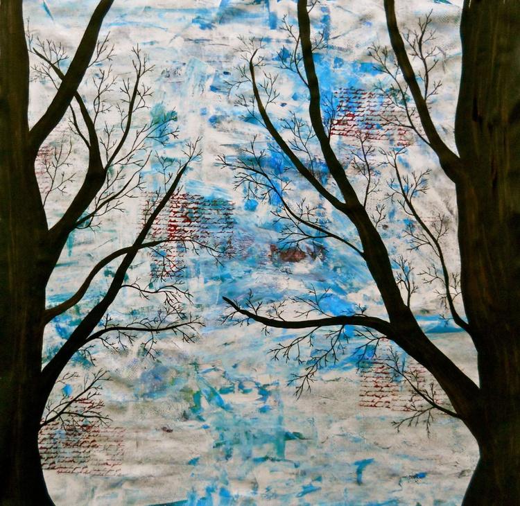 Silhouette Tree III - Image 0