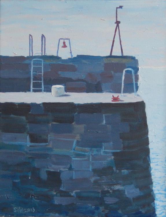 Harbour Bell, St Monans. - Image 0