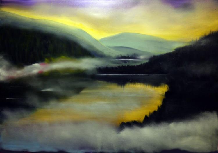 Morgondis over Vågåvatnet - Image 0