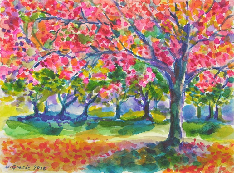 Pink canopy - Image 0