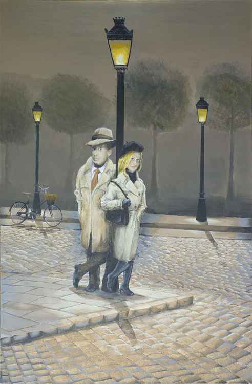 Midnight in Paris -
