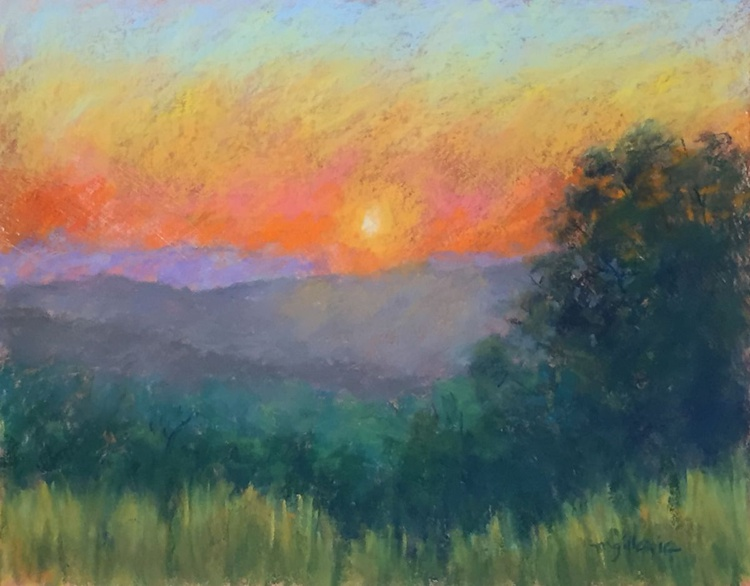 Sunrise, Texas Hill Country - Image 0