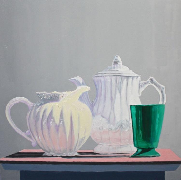 Plumb, Squat & Green Cup - Image 0