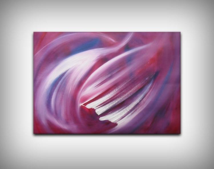 Tenero gesto, 65x45 cm - Image 0