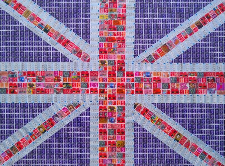 Union Jack - Purple - Image 0