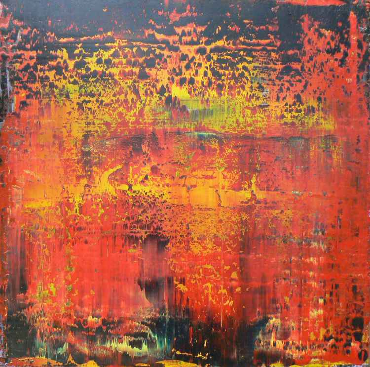 Richter Scale - Hell Fire -SOLD -