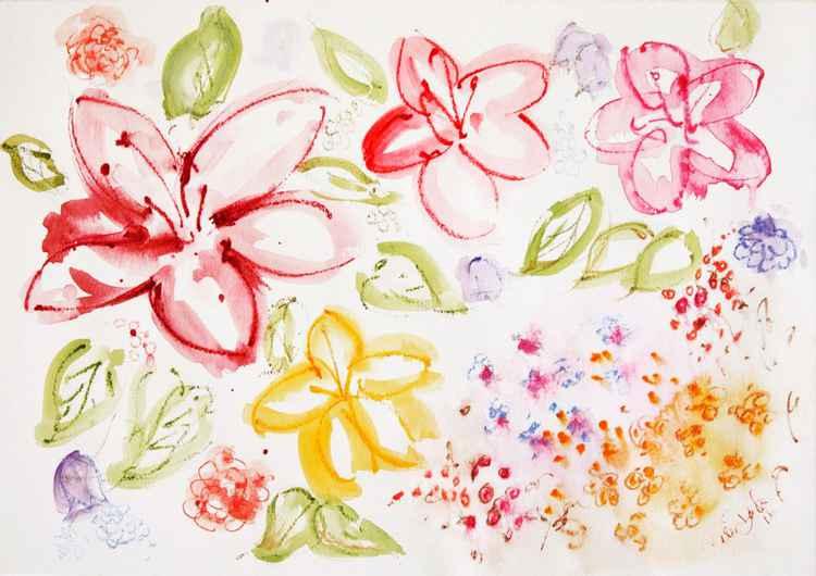 Floral Breeze -