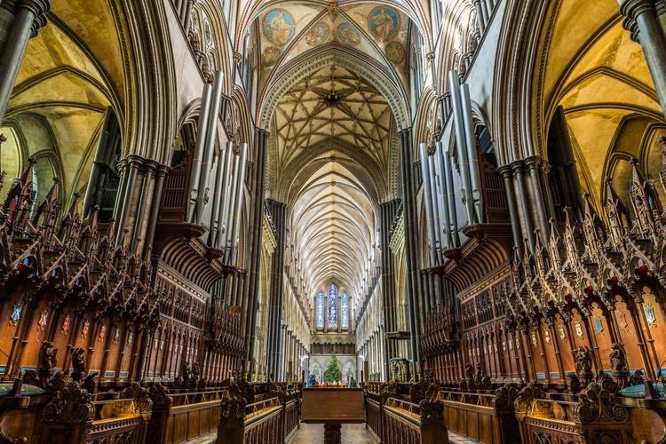 Within Salisbury Cathedral - Image 0