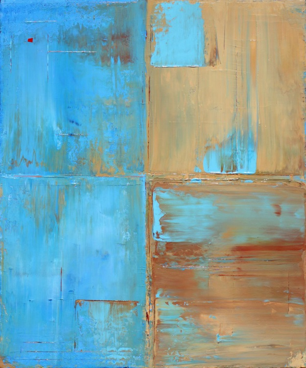 Abstract Blue Concept - Image 0