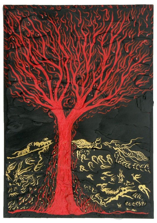The Red Tree 3 - Image 0