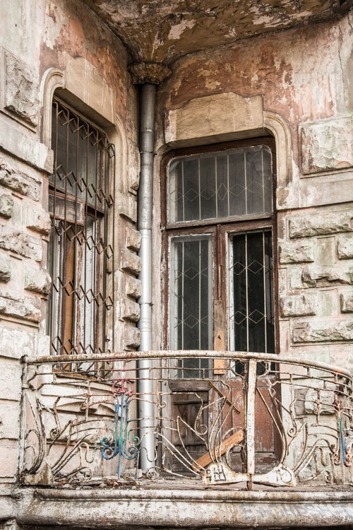 The Old Balcony - Image 0