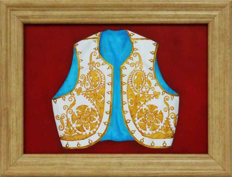 Traditional Vest -